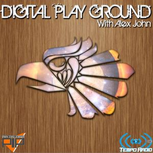 DIGITAL PLAYGROUND with Alex John( powered by Phoenix Trance Promotions)08.10.2015