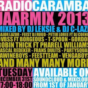 Radio Caramba Jaarmix 2013