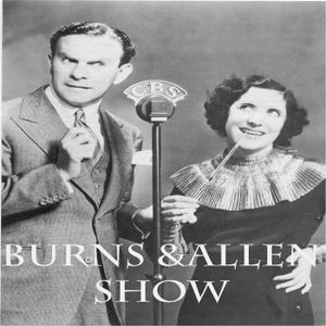 Burns And Allen Show Christmas Show 12-23-40
