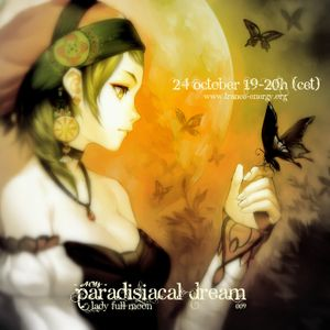 Lady Full Moon - Paradisiacal Dream Session (009) - Trance Energy Radio