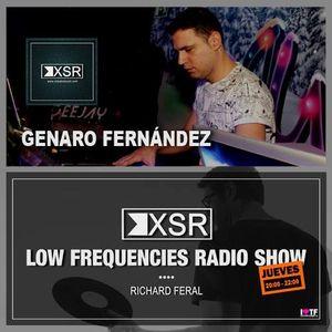 Low Frequencies Radio Show 004 - Guest Artist: Genaro Fernández