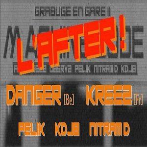 After Grabuge BDay Bash Live Set @Lille