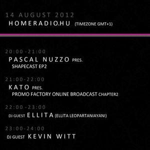 Ellita @PrOmO-Factory.14.08.2012