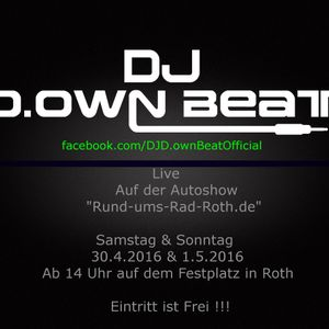 Dj D.ownBeat - Christopher Entertainment Spezial (Rund ums Rad Roth 2016)