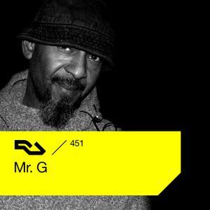 RA.451 Mr. G