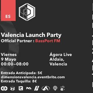 Fracture - Dimensions Launch Party - Valencia 09.05.14