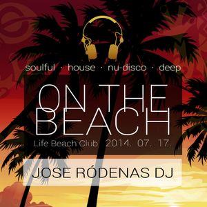 On The Beach 2014-07-17