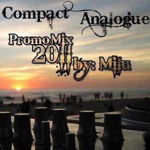 Milu - Compact/Analogue Promo Mix 2011