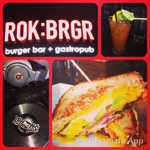 ROK:BRGR Brunch Mix 2/9/14 Mixed by DJ Hans