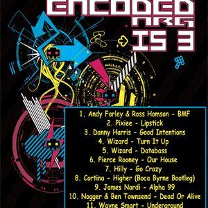 Wayne Smart - Encoded 3rd Birthday Promo Mix