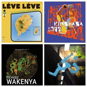 Rebel Up Nightshop #69: Leve Leve, Bengabelt Vol1, Kinshasa 1978, Romperayo, Deena Abdelwahed & more