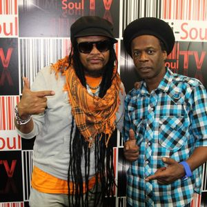 'The Official Reggae Chart Show' On Mi-Soul Feat. Maxi Priest Interview - Saturday 21 June 2014