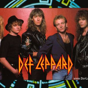 Def Leppard Story Part one (As broadcast on www.1radio.org)