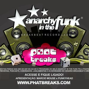 ANARCHY IN THE FUNK - Live Web Radio (February 04, 2011)