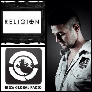 Religion Radio Show - 18/05/2014 - By DJ DA CAT