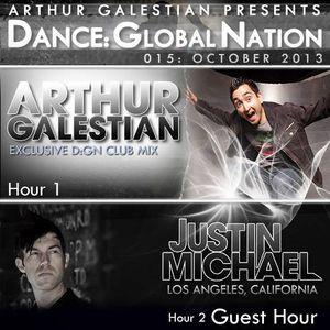 Arthur Galestian feat Justin Michael