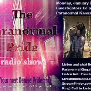 The Paranormal Pride-Apex Paranormal - 1-22-18