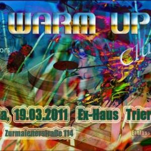 Contrazt @ Warm Up Event 19.03.11 Exhaus - Trier