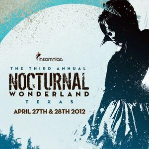 CMD Radio at Nocturnal Wonderland April 28th 2012