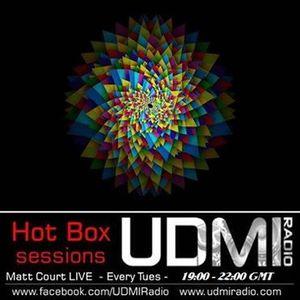 UDMI Trance Classics Hotbox Sessions 14th March 2017