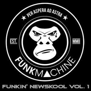 Funkin' Newskool vol. 1 - by Funkmachine