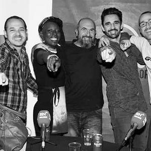 "Programa ""SEMILLA NEGRA""- ""Especial - SHIRLEY DAVIS & SERGIO AYALA,  BN Mallorca. ( MOSCARI BLACK 2"