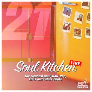 The Soul Kitchen LIVE - 21 - 1.11.2020 /// NEW Soul + R&B /// Busta Rhymes, Common, Robert Glasper