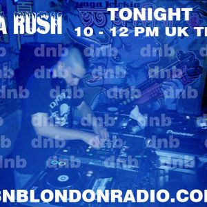 DJ QUA RUSH EVERY SUNDAY 2PM-4PM BNBLONDONRADIO.COM