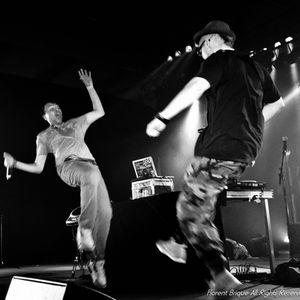 DJ set by DJ Vadim & The Electric Show in Innsbrück @Aftershave, Austria