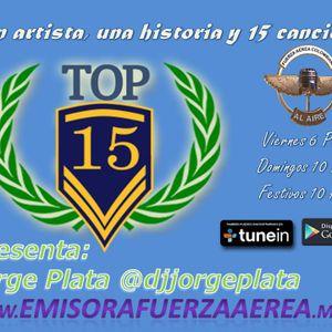 Top 15 - 90 One Hits Wonder Programa 2 Hora 1