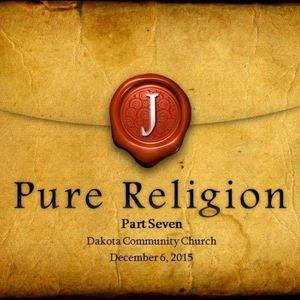 Pure Religion 7 - Audio