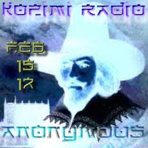 Kopimi Radio @mazanga 02 15 17