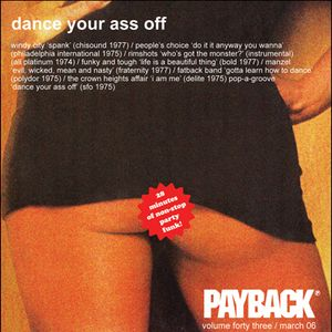 PAYBACK Vol 43 March 2006