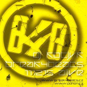 Dj Kotlyk - Break4Beats 111215 Alive