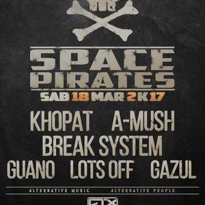 Gazul - Space Pirates