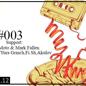 TAPE#003 - Arizu Moto & Mark Fallen (12.12.12)