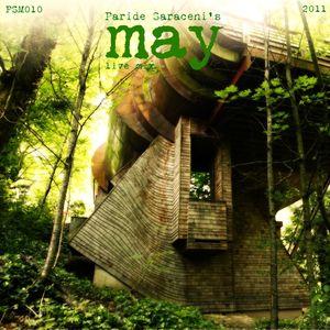 PSM010 - Paride Saraceni - May mix 2011