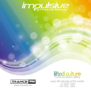Impulsive - Lifted Culture 032 on Trance.fm (22.11.2014)