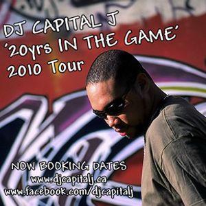 DJ CAPITAL J - LIVE ON RADIOSCOPE GERMANY (05-26-2010-TOUR)