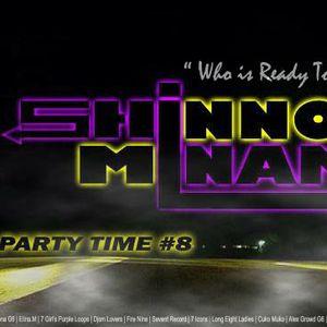 SHINNOO MINAMI - PARTY TIME #8