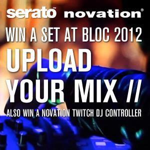 Novation TWITCH competition DJ JahRed 808 HouseMix