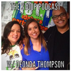 The Stoop Podcast: Deonda Thompson from Life's Kitchen.