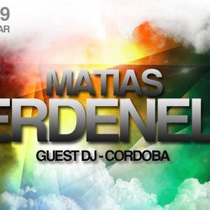 B-Side Presents - Matias Verdenelli by Davo Seoni