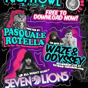 Night Owl Radio 031 ft. Waze & Odyssey and Seven Lions