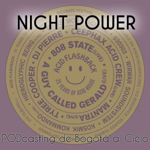 Night Power session - 26 February 2014