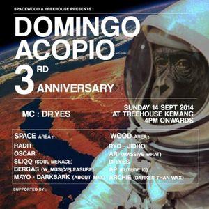 Jidho Mixtape for Domingo Acopio Event