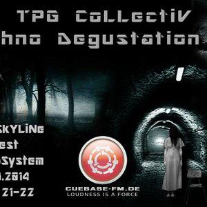 Techno Degustation nr1 special guest Dark@System