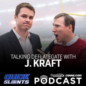 Quick Slants the podcast Ep 44: Curran chats with Jonathan Kraft