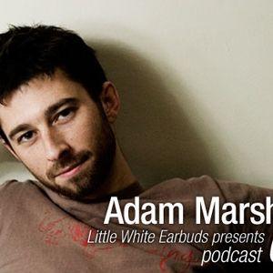 LWE Podcast 06: Adam Marshall