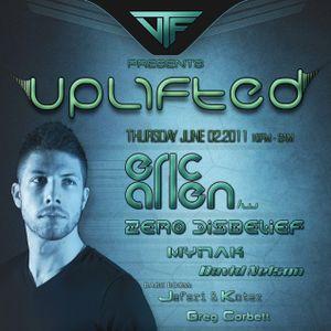 Zero Disbelief - LIVE @ VTF's UPLIFTED!  (June 2nd, 2011)